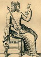 Сексуальный римский бог